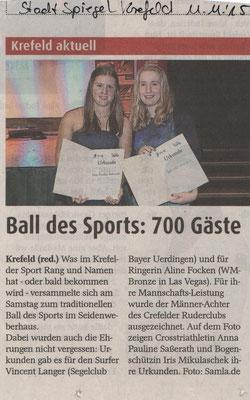 Stadtspiegel 11.11.2015