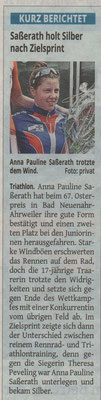 Westdeutsche Zeitung 30.03.2016