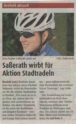 Stadtspiegel 13.05.2015