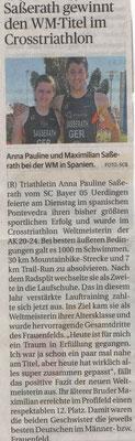 Rheinische Post  03.05.2019