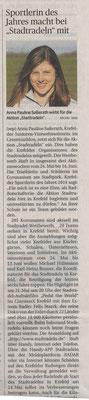 Rheinische Post 12.05.2015