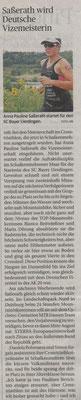 Rheinische Post 01.08.2018