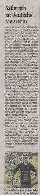 Westdeutsche Zeitung am 19.08.2019