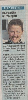 Westdeutsche Zeitung 22.03.2016