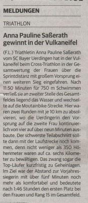 Rheinische Post 05.08.2015