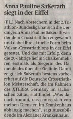 Rheinische Post am 10.08.2019