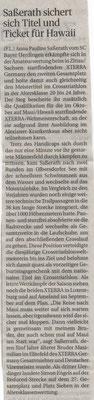 Rheinische Post am 23.08.2019
