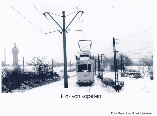 Straßenbahn 23