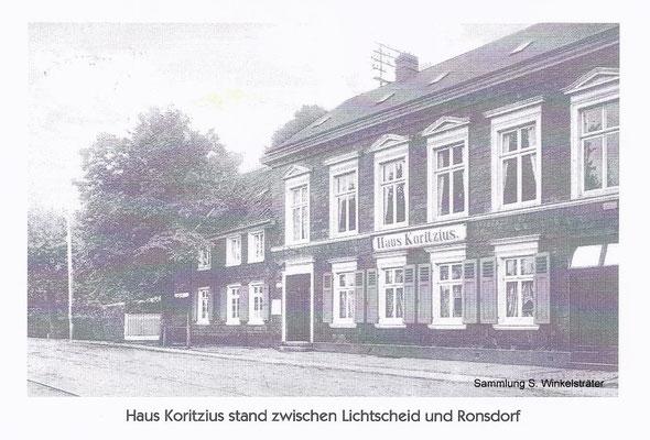 Haus Koritzius