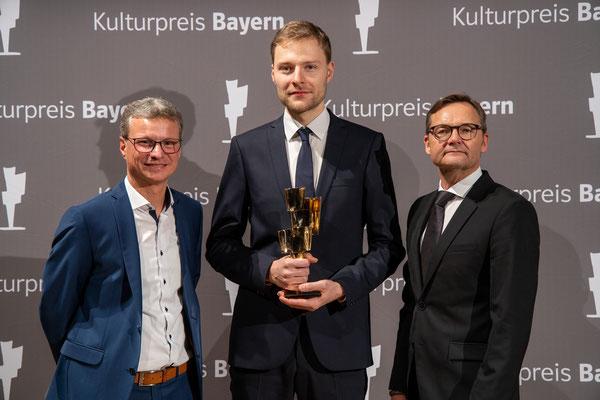 Martin Krechlak Kulturpreis Bayern 2019