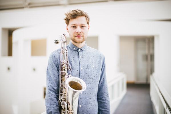 Martin Krechlak Saxophon