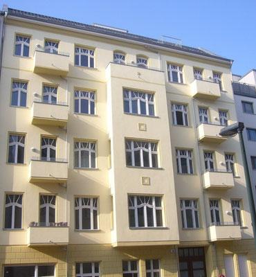Wilhelm-Stolze-Straße / Berlin-Friedrichshain