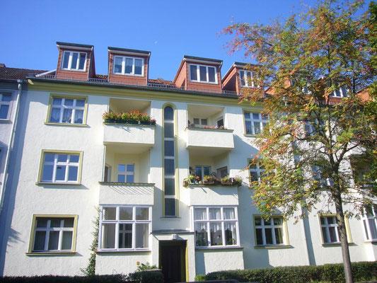 Waldowallee / Berlin-Karlshorst