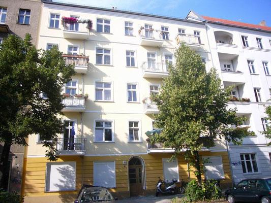 Dolziger Straße / Berlin-Friedrichshain