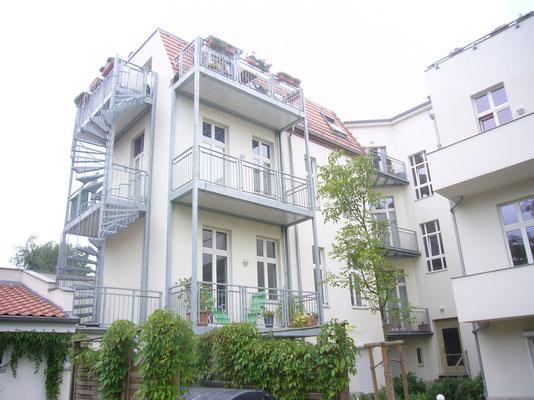 Geschwister-Scholl-Straße / Potsdam