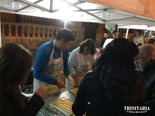 Feria de la Cerveza Artesana y el Queso de La Aljorra