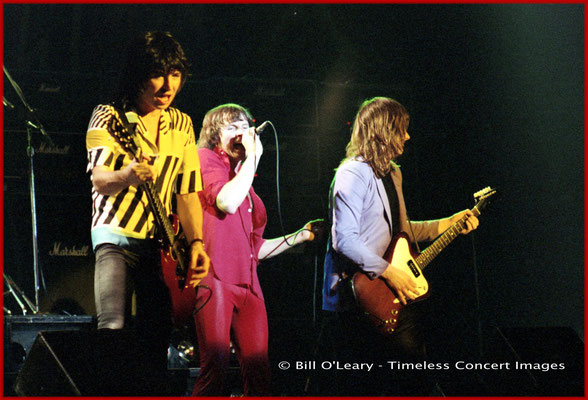 MSG live in Passaic, New Jersey 1980