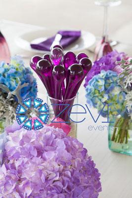 centros de mesa artesanales en vallarta www.zevievents.com
