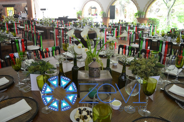 coordinación de eventos en Guadalajara www.zevievents.com