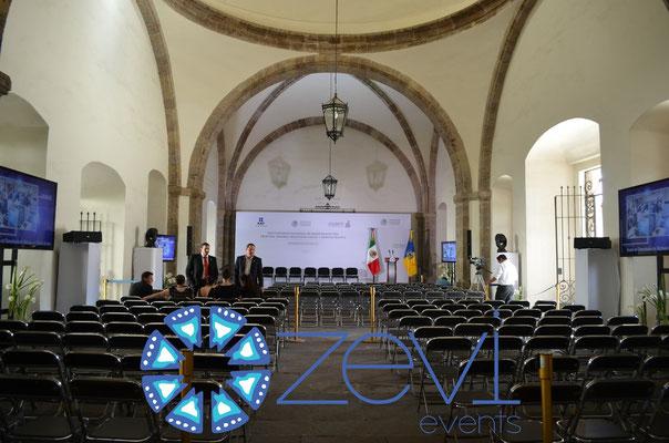 producción de eventos especiales www.zevievents.com