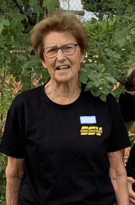 Seniorenbeauftragte Ingrid Arendt