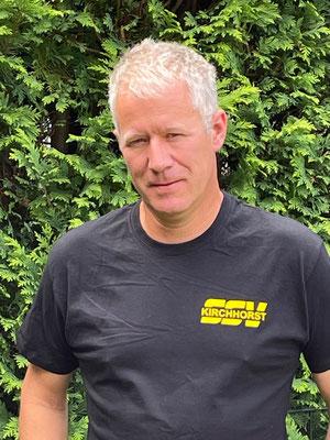 stellvertr. Spartenleiter und Technikteam Marc Heger