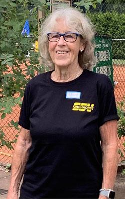 Sportwart intern Hanne Fuhrmann