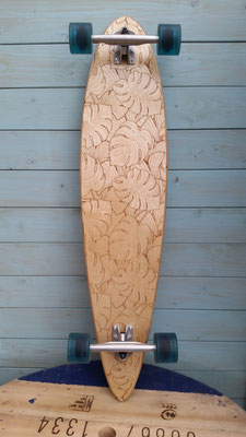 Longboard - Deco Tiles