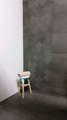 Puzzelstuk Patroon - Deco Tiles