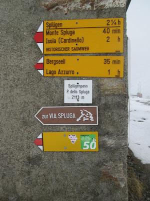 Tour de Lauro Bodensee - Alpen- Italien