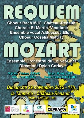 concert du 29 novembre 2015
