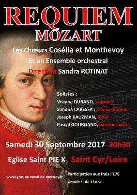 concert du 30 septembre 2017