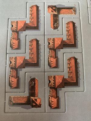 My City Gebäude rot