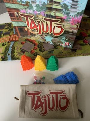 Tajuto - Spielmaterial