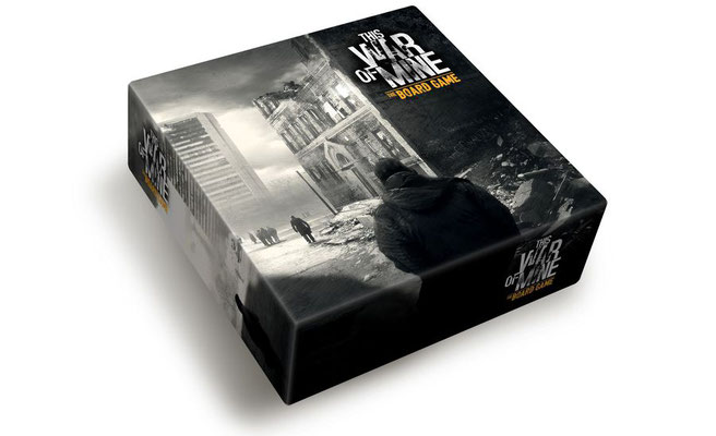 This War of Mine - Schachtel