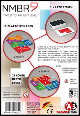 NMBR9 - Infoblatt