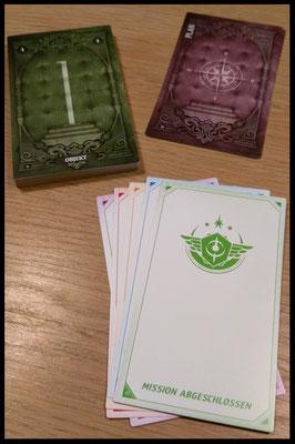 Plan- und Objektkarten