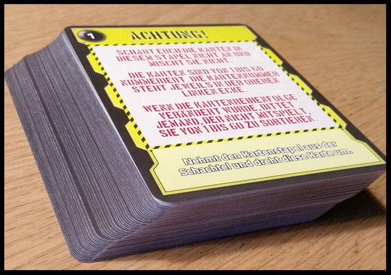 Deckscape: Die 60 XXL-Spielkarten