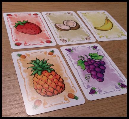 Fabelsaft - Früchte