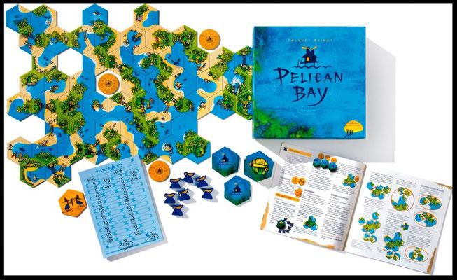 Pelican Bay - Material