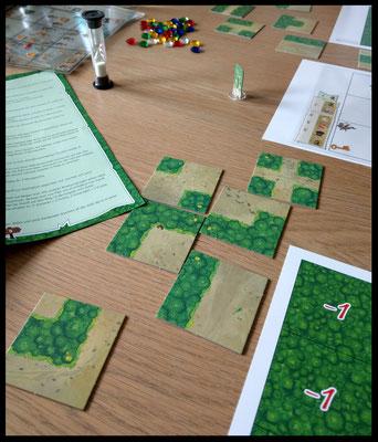 Woodlands Spielmaterial