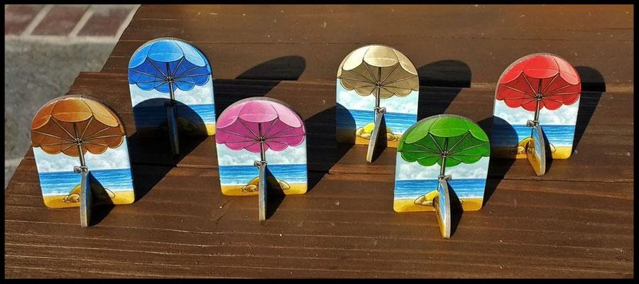 High Tide - Sonnenschirme