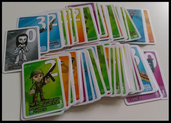 Naova - Kartenset