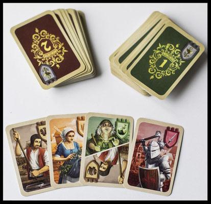 Majesty Karten