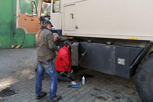 Reparaturen bei Firma Aigner GmbH