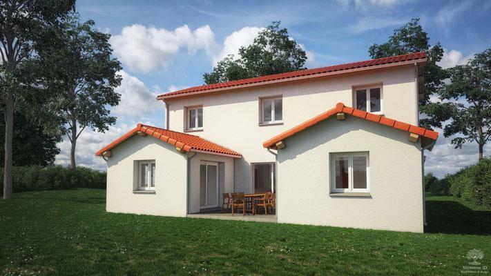 maison traditionnelle Pradelles haute-loire