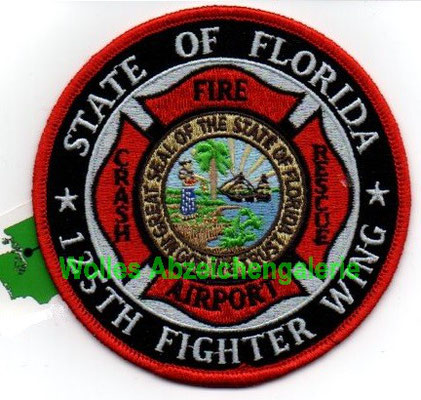 125th Fighter Wing CFR, Jacksonville Airport