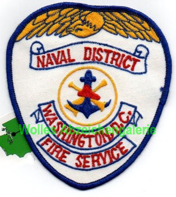 Naval District Washington, DC Fire Service