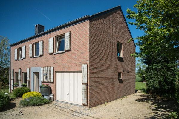 La Maison du Vivier, gîte 6 personen in Durbuy, Ardennen - Garage en parking
