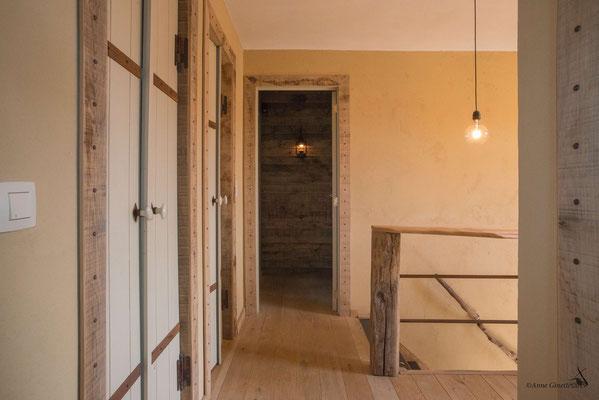 La Maison du Vivier, gîte 6 personen in Durbuy, Ardennen - Verdieping
